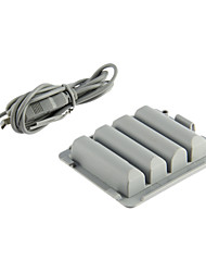 3800mAh Rechargeable Battery Pack for Wii