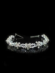 Women's Crystal/Alloy Headpiece - Wedding/Special Occasion Headbands