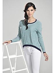 Women's Tops & Blouses , Acrylic/Cotton Casual/Work Freshyard