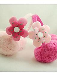 Children's Candy Color Sunflower Earmuffs(Random Color)