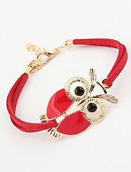 Vintage Easy Matching Owl Type Link
