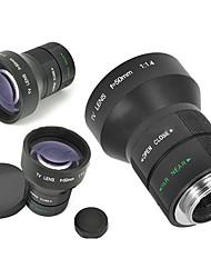 Черный L50mm f1.4 C крепление CCTV Объективы для GF1 GH1 G1 EP1 EP2 EPL1 & NEX-3 NEX-5 NEX-C3
