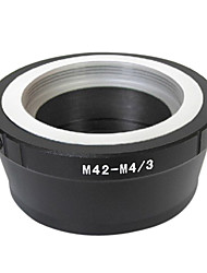 EMOLUX Pro M42 объектив Micro 4/3 адаптер E-P3 E-PL2 E-P2 E-PL1 E-P1 G1 G2 GF2 GH2 G3 GF3