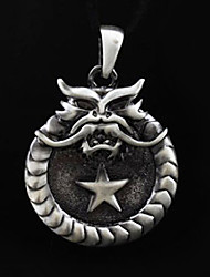 Dungeons and Dragons Alloy Gothic Lolita Necklace