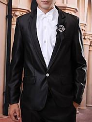 Elegante Slim Negocios Esmoquin traje / de boda de los hombres