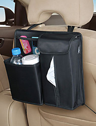 Modern Black Tissue Box For Car