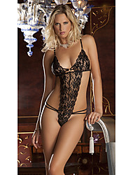 Wild Girl Black Lace Women's Lingerie Sexy Uniform
