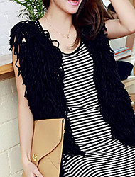 Folli Korean Fashion Leeveless Knit Vest