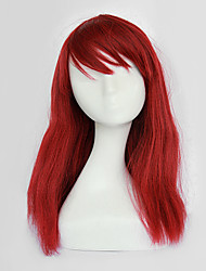 Graceful Cherry Red 50cm Straight Punk Lolita Lolita Wig
