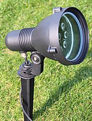 LED Spotlight Flood Light, 9 LEDs, Ip65 Waterproof Die-Casting Aluminum Glass(LEH-86006)
