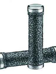 MORTOP Lock-On 130*30.5mm MTB BMX Gray Handlebar Grip