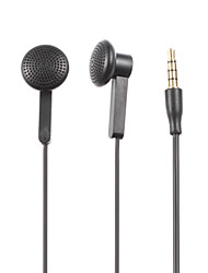 APOLOK MQ-N001 Stereo Super Bass In-Ear Earphone for  Galaxy S3/S4 iPhone 4/4S/5 HTC