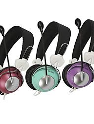 DANYIN DT-335 Over-Ear-Stereo-Kopfhörer mit Mikrofon und Fernbedienung für PC / iPhone / iPad / Samsung / iPod
