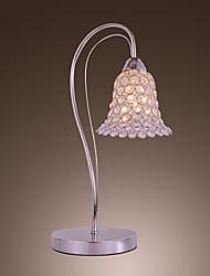 K9 Crystal Artistic Table Lamp In Arc Arm 220-240V