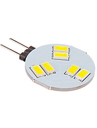 3W G4 Spot LED 6 SMD 5630 260 lm Blanc Froid DC 12 V