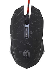 JS-X8 USB Wired LED Gaming Mouse