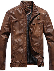 Vintage Old Leather Jacket