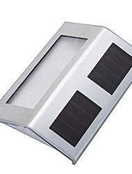 2 LED Solar Lâmpada Luz Quintal Caminho Passarela Stair Auto Lighting (CIS-57207)