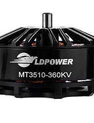 LDPOWER MT3510-360KV Brushless Outrunner Motor