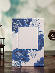 Place Cards and Holders Floral Blue&White Place Card - Set of 12