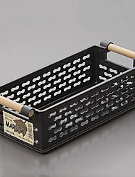 Modern Rectangle Big Storage Basket - 2 Colors Avaliable