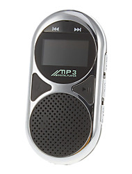 1.2 Inch MP3 Music Player with Speaker (2GB)