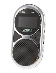 Music Player 1.2 pollici MP3 con altoparlante (2GB)