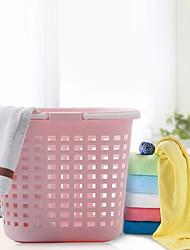 Moderno Rosa Basket archiviazione per il panno