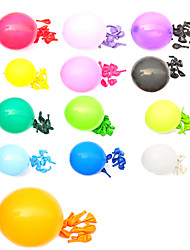100 Pieces Huge Giant Balloons Halloween Decoration(Random Color)