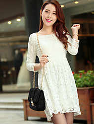 Women's Casual Shirts , Lace Casual C&A