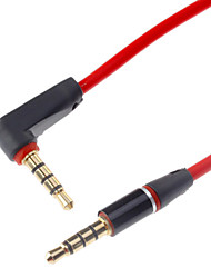 3.5mm Male to 3.5mm Male Jack Audio Extended Cable(1.0M)