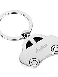 Personalized Keychain - Car
