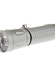 MXDL LED Flashlights / Handheld Flashlights 1 Mode 150 Lumens AAA Tactical / Self-Defense LED Everyday Use / Cycling / Traveling / Working