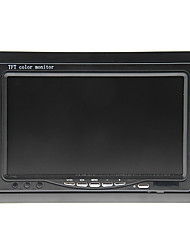 7 Inch Desktop Car Back TFT-LCD Screen Monitor