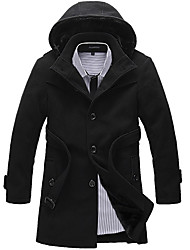 Men's New Casual Cotton Long Thicken Suit