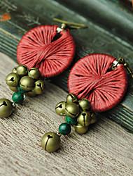 Earring Drop Earrings Jewelry Women Others / Alloy 2pcs Silver