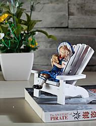Fille nouveauté sur la chaise de bureau Top Gadget