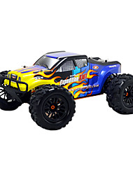 SST · Corrida de 1/10 Scale 4WD Nitro Poder Off-Road Monster Truck (azul)