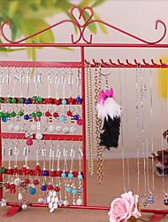 Modern Simplicity Jewelry Rack with Hooks
