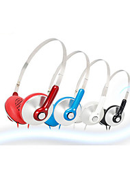 Somic MH429 Foldable Neck-Band On-Ear Headphone with Mic and Remote PC/iPhone/Samsung/HTC/iPad/Mobile