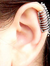 Vintage stile punk Vertebra tipo clip-on