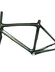 700C Full Carbon Road Bike/Bicycle Frame with Front Fork