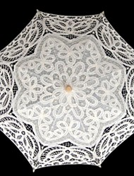 "Wedding / Masquerade Lace Umbrella 29.9""(Approx.76cm)"