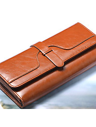 Women's Fashion High Quality Leather Wallet
