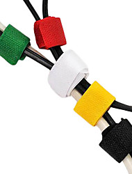 гениальные держатели кабеля (6шт)