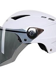 v3 anti-uv material ABS da motocicleta meio capacete (cores opcionais)