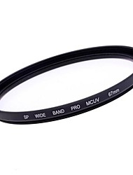 67mm Slim Multi Coated MC-UV Filter Lens