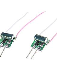 MR16 3 * Motorista 3W LED de alimentação (12-18V)