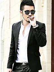 Men'S Slim Woolen Suit