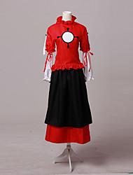Touhou Project - Montagne de la foi Kanako cosplay costume Yasaka